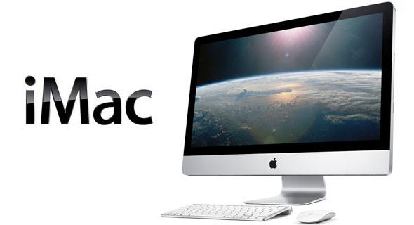 imac-apple-pour studio creation graphique imprimerie de la tour dauphinoise maquette logo mise en page